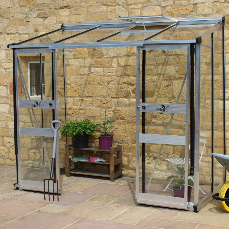 serre de jardin adoss 233 e 3 36m 178 verre tremp 233 broadway greenhouses